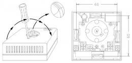 Складання та розбирання термостатів Cewal RQ (1, 5, 10, 20, 30, 35)