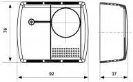 Розміри Fantini Cosmi C16 (Фантіні Космі)
