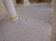 Тепла підлога Nexans, с.Крилос.