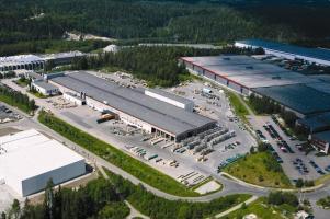 Завод Nexans в м.Лангус (Норвегія)