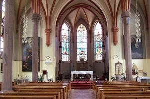 Тепла підлога в Кафедральному Соборі св. Олафа