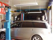 Електричне опалення автомобільного сервісу