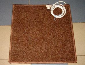 Нагрівальний коврик для обігріву