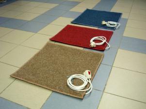 Нагрівальні коврики